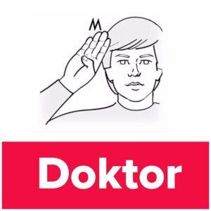 Tecknet för doktor