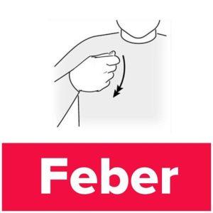 Tecknet för feber