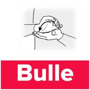 Tecknet för bulle